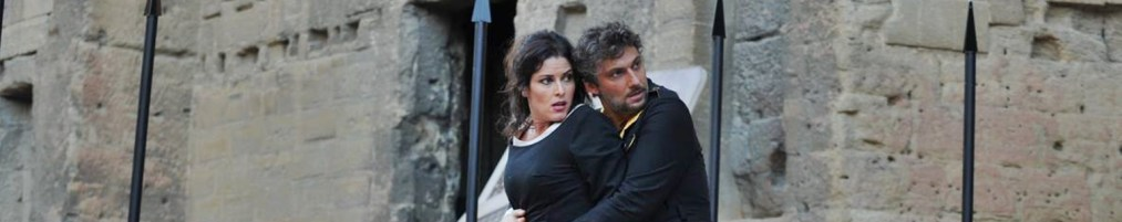 Orange teatro romano Carmen Bizet Jonas Kaufmann Kate Aldrich