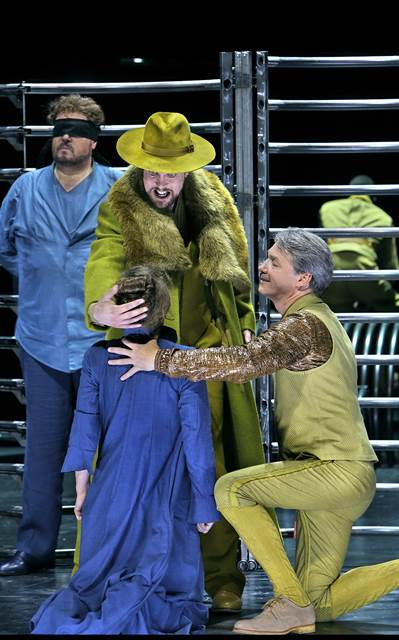 Tristan e Isolda Wagner Festival Bayreuth-2015