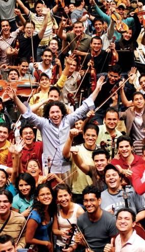 El sistema Gustavo Dudamel