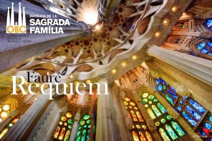 Rèquiem de Fauré en la Sagrada Familia