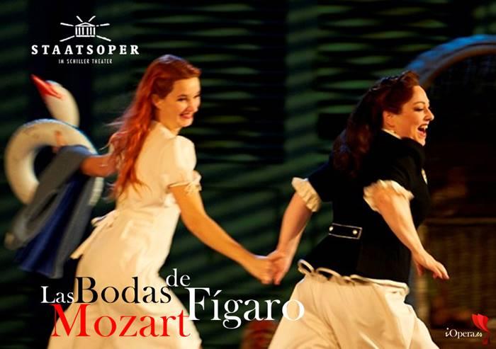 bodas de Fígaro Mozart Dudamel desde Berlín