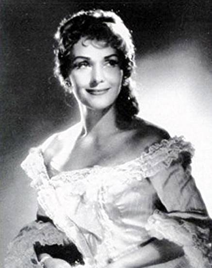 soprano Elisabeth Schwarzkopf
