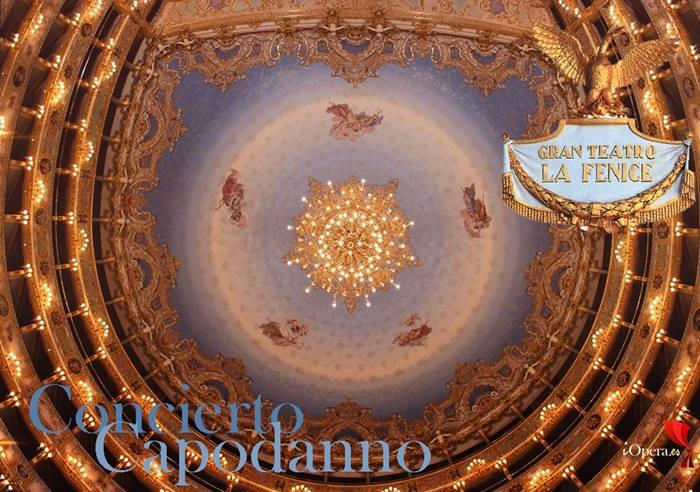 Concierto de año nuevo 2018 en la Fenice de Venecia
