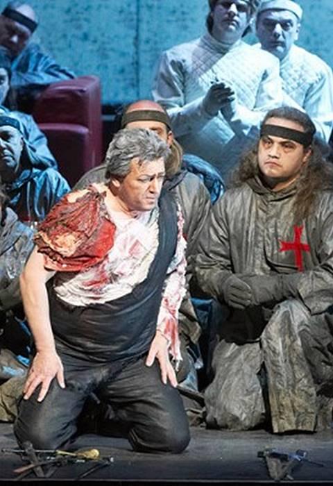 Parsifal desde Viena ópera de Richard Wagner Wiener Staatsoper