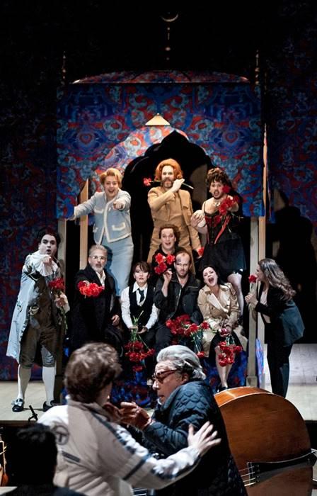 L'Opera seria en Bruselas de Gassmann Rene Jacobs vídeo