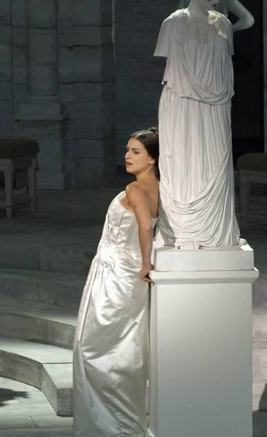 Manon Lescaut en Riga, desde la Ópera Nacional de Letonia, vídeo de la ópera de Puccini Asmik Grigorian