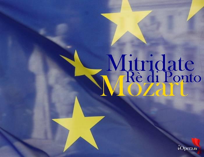 Mitridate de Mozart en Bruselas la Monnaie vídeo Rè di Ponto iopera