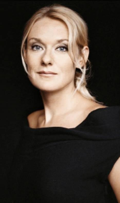 Gala monteverdi en París Magdalena Kožená