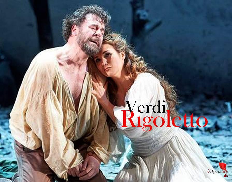Rigoletto desde Viena 2016 Olga Peretyatko Carlos álvarez Juan Diego Florez