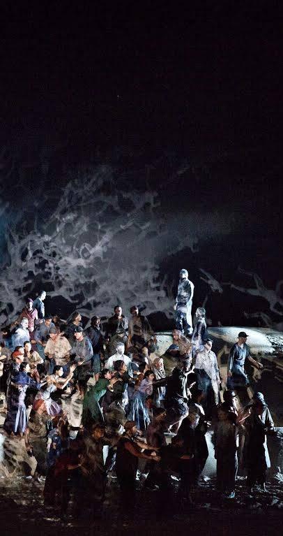 El holandés errante en el Teatro Real de Madrid buque fantasma el holandes errante en el teatro real richard wagner
