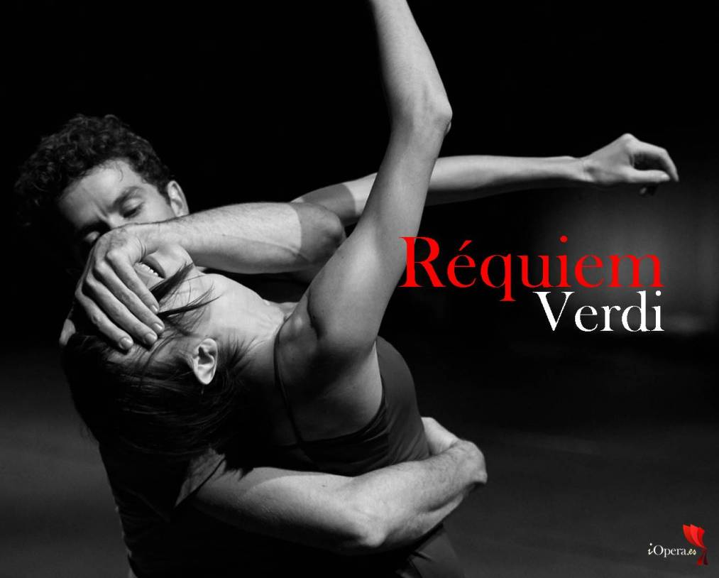 Réquiem de Verdi coreografiado en Zurich ballet vídeo Fabio Luisi, Krasimira Stoyanova, Veronica Simeoni, Francesco Meli Georg