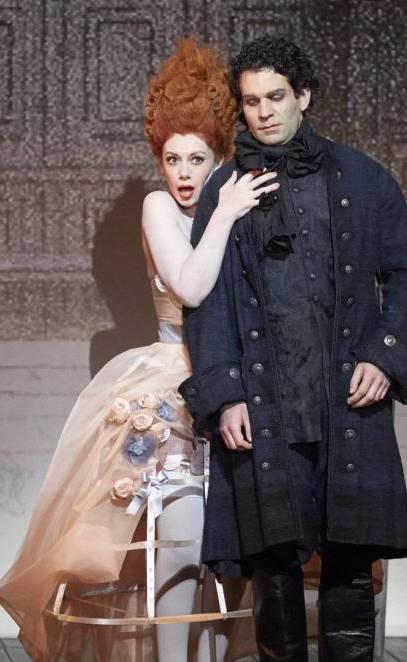 Gala Tricentenario de la Opera Comique de Paris Anna Caterina Antonacci vídeo Patricia Petibon
