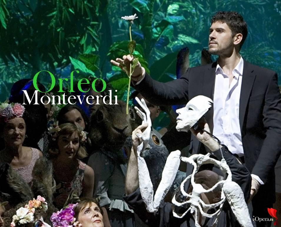 Orfeo de Monteverdi en Berlín