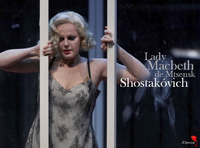 Lady Macbeth de Mtsensk en Ámsterdam vídeo Shostakovich Eva-Maria Westbroek