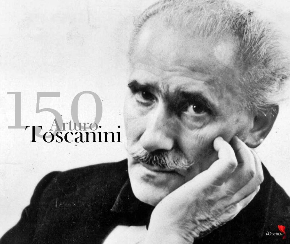 Aida de Verdi por Toscanini 1949 Arturo Toscanini 150 aniversario del director