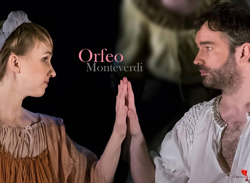 Orfeo de Monteverdi, Les Arts Florissants vídeo en Caen