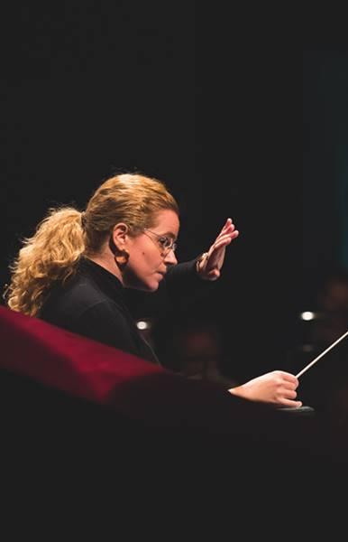 Speranza Scappucci opera royal de wallonie Jérusalem de Verdi en Lieja