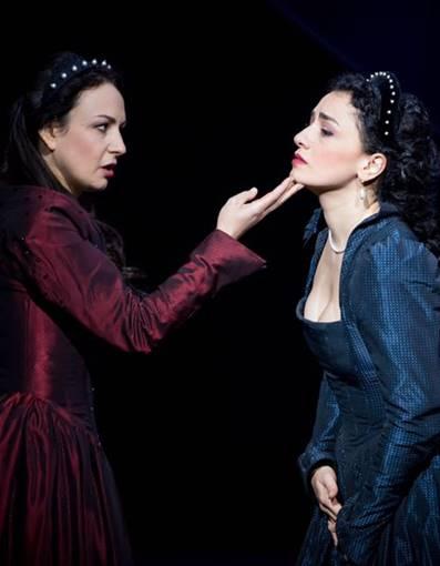 Anna Bolena de Donizetti en Avignon