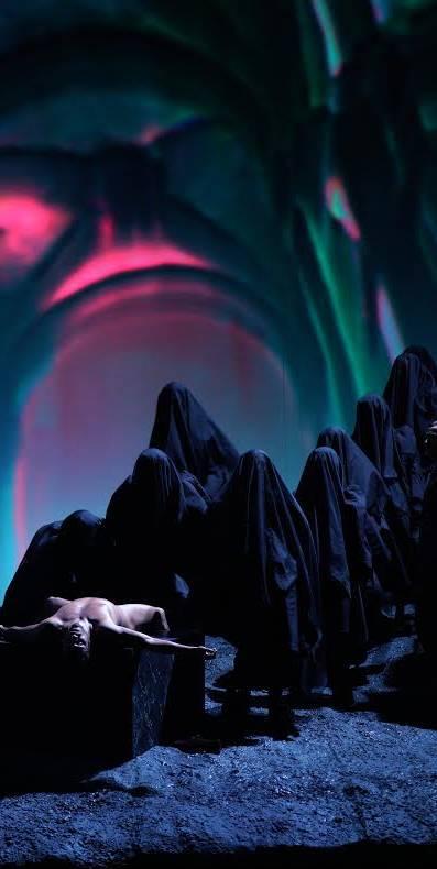 Bomarzo de Ginastera en el Teatro Real vídeo ópera