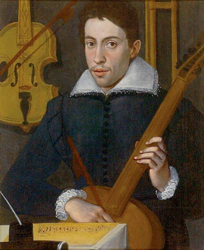 Claudio Monteverdi biografía del compositor italiano retrato