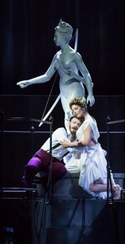 calisto La Calisto de Cavalli desde Estrasburgo vídeo ópera