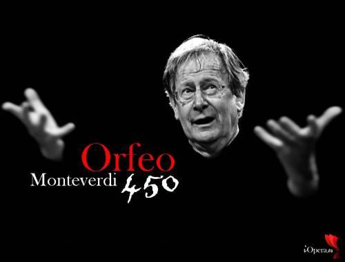 Orfeo de Monteverdi por Gardiner en La Fenice Sir John Elliot vídeo