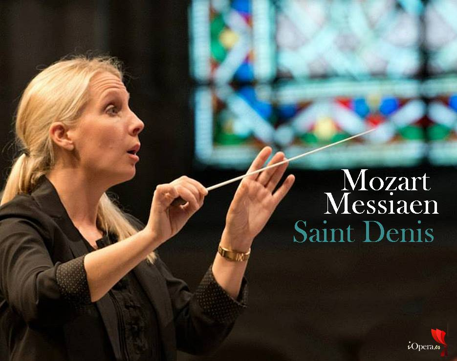 Renaud Capuçon - Sofi Jeannin Mozart y Messiaen desde el festival de Saint Denis vídeo