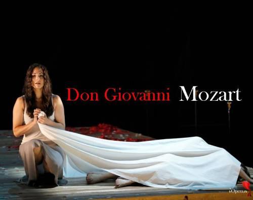 Don Giovanni desde el Festival de Aix-en-Provence vídeo W A Mozart