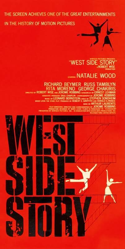 West-Side-Story Homenaje a Leonard Bernstein en los Proms , desde el Royal Albert Hall de Londres,, vídeo del concierto con fragmentos de West Side Story o Candide del 11 de septiembre de 2015