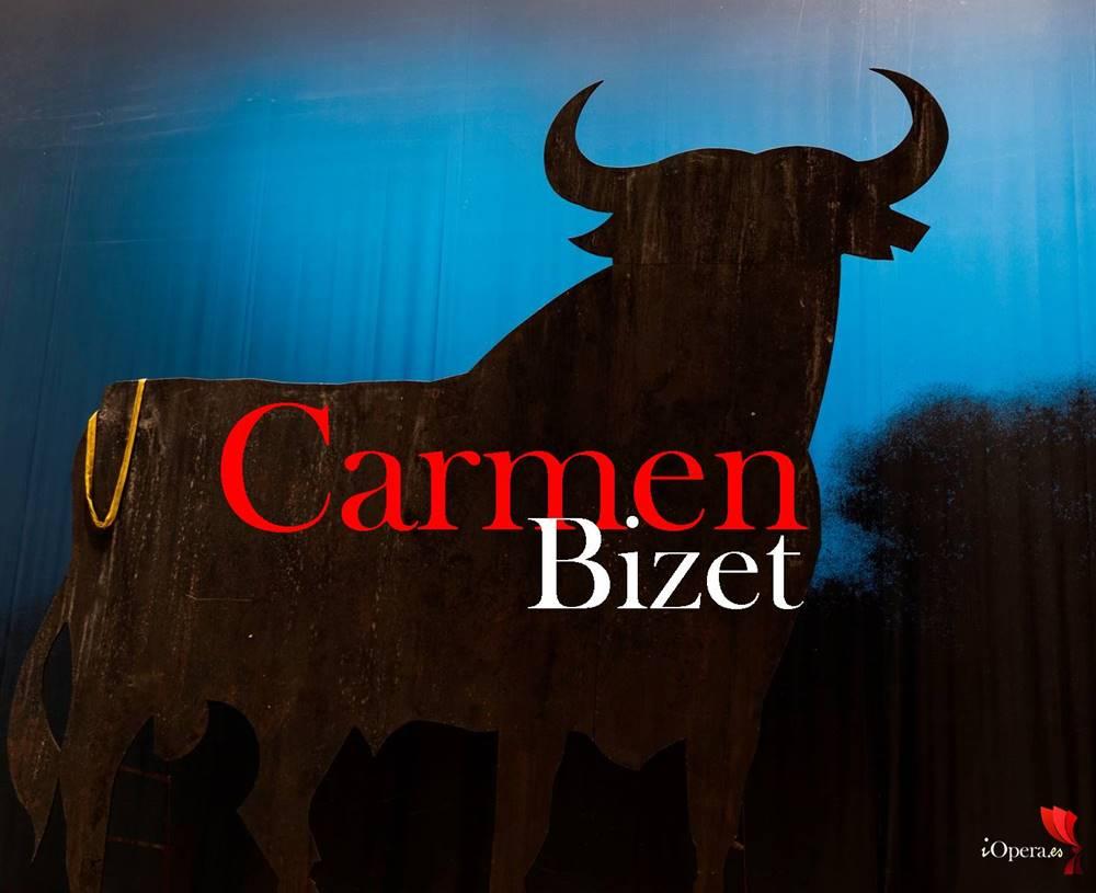 Carmen de Bizet en Palermo vídeo ópera