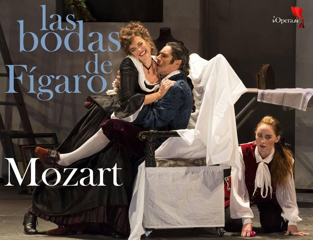 Le_Nozze_Di_Figaro Mozart Las bodas de Fígaro en Ginebra
