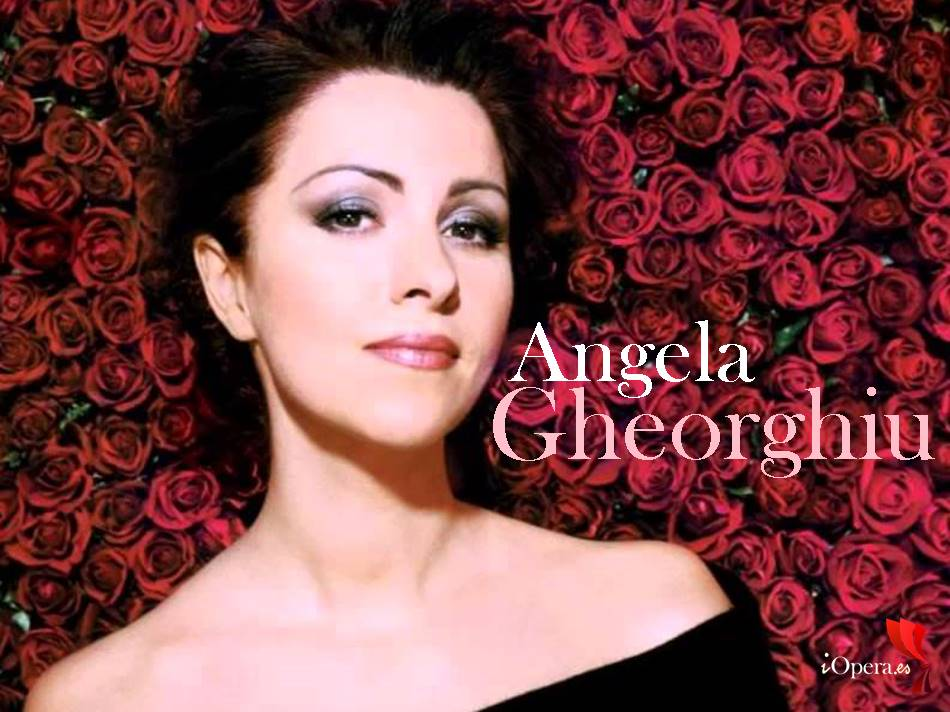 Recital Angela Gheorghiu en Baden-Baden