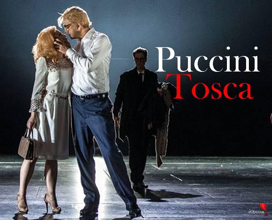 Tosca de Puccini en Oslo vídeo