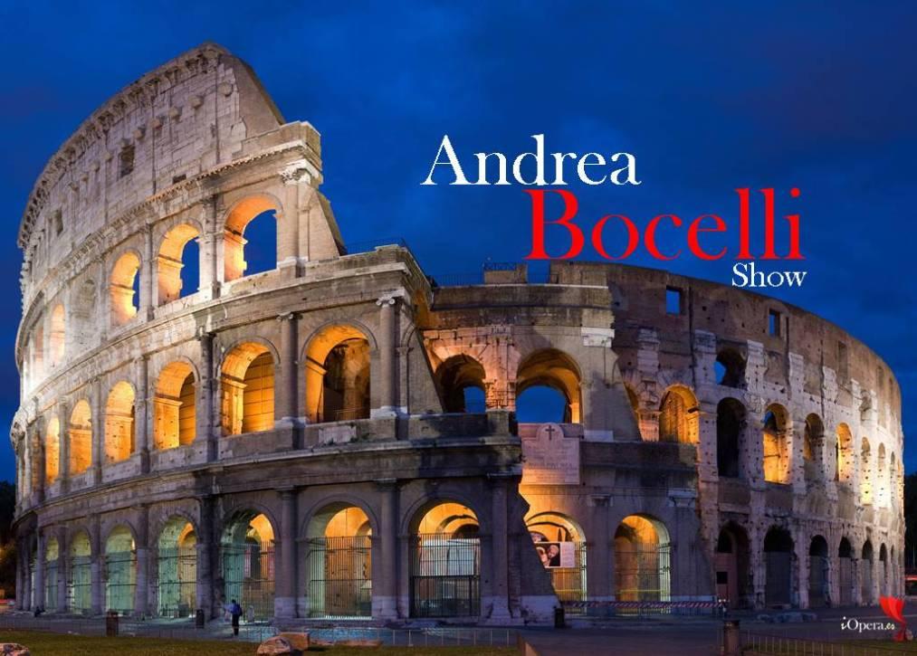 Andrea Bocelli en el Coliseo de Roma Colosseum_in_Rome-