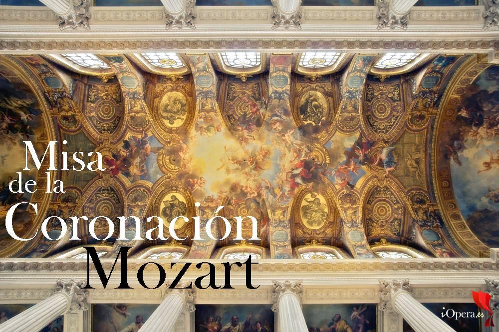 Misa de la Coronación de Mozart desde Versalles chapelle_Royale_Versailles vídeo
