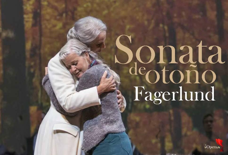 Sonata de otoño, estreno mundial