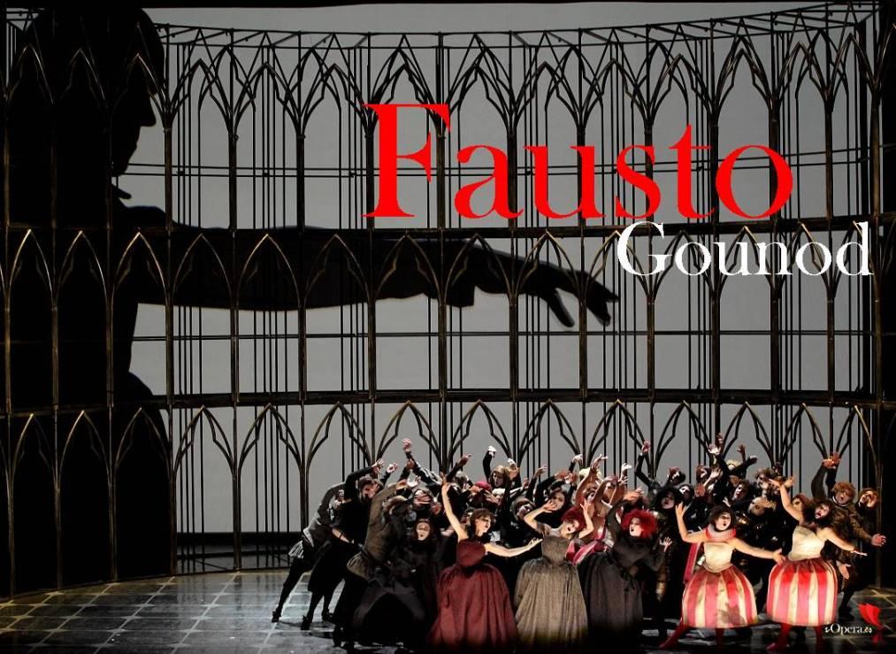 Fausto de Gounod desde Letonia vídeo