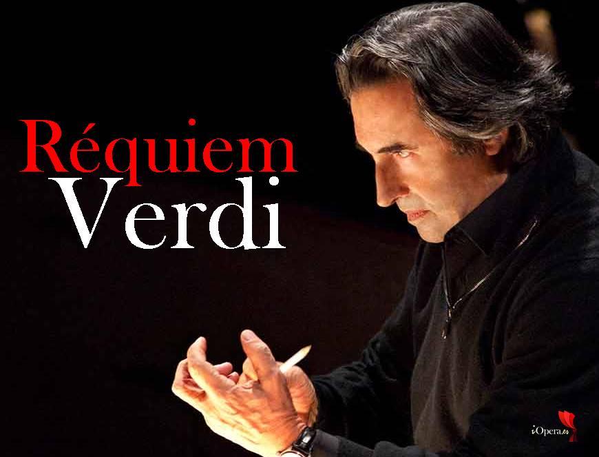 Réquiem de Giuseppe Verdi por Riccardo Muti