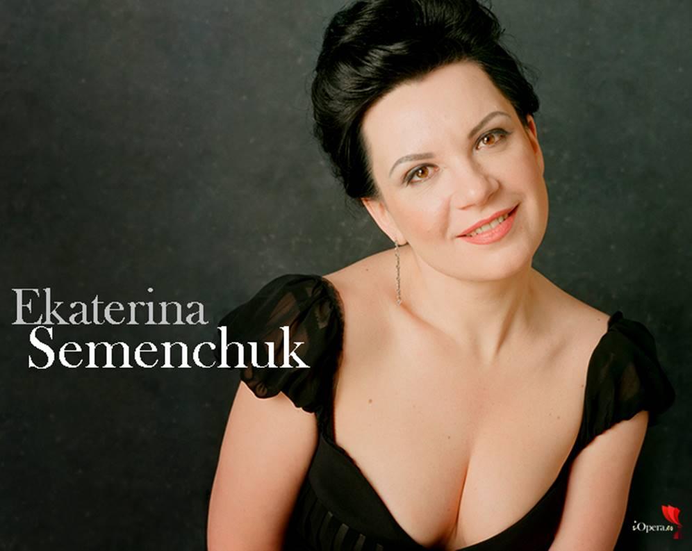 Recital de Ekaterina Semenchuk