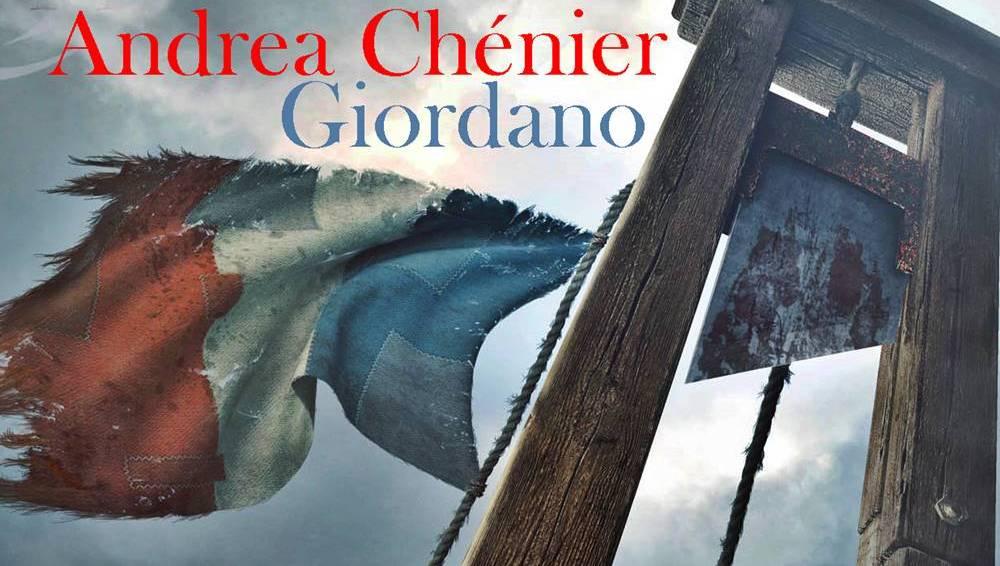 Andrea Chénier de Umberto Giordano