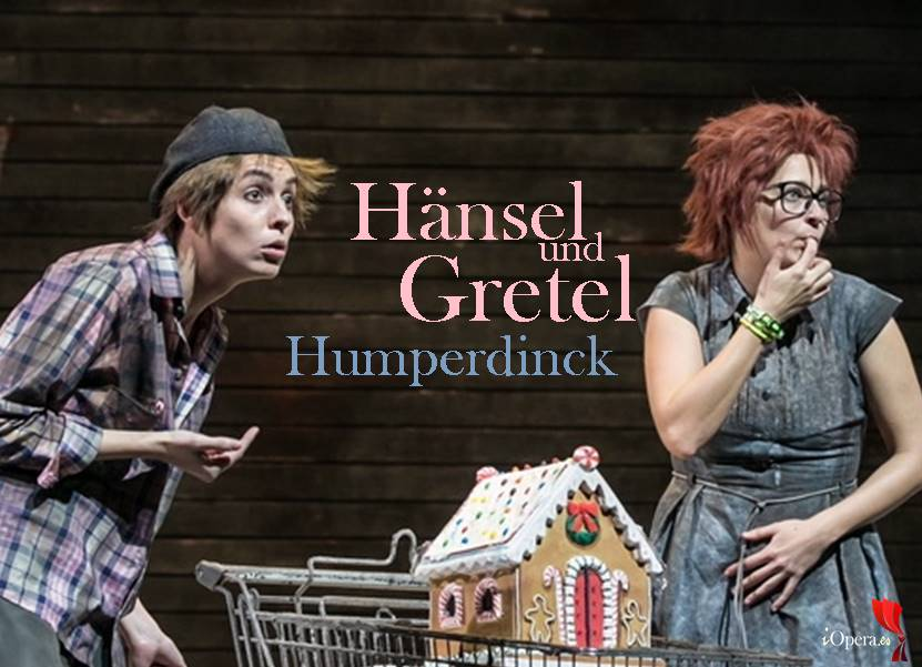 Hänsel und Gretel desde Hungría