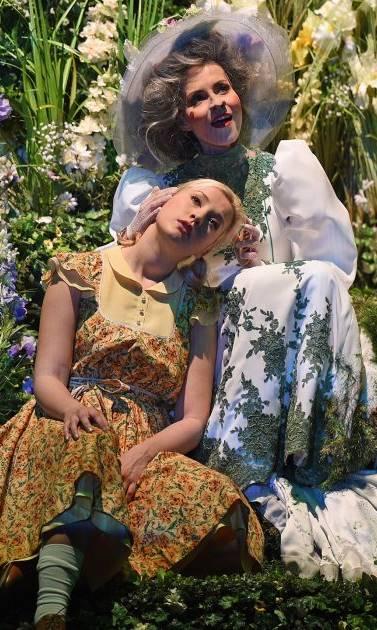La reina de las nieves, ópera contemporánea de Marius Felix Lange vídeo