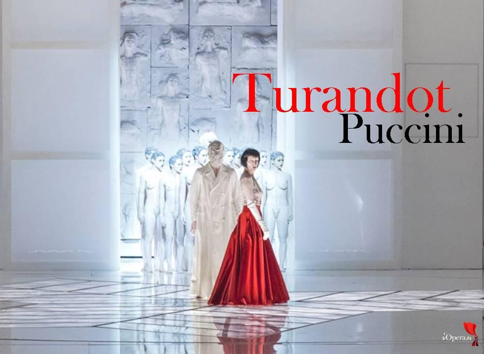 Turandot de Puccini desde Turín