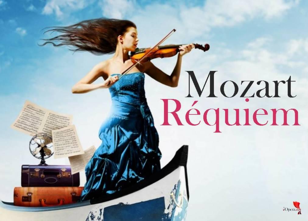 Réquiem de Mozart por Michel Corboz