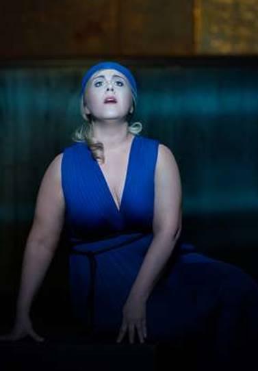 Aida de Verdi desde Estocolmo vídeo Christina Nilsson
