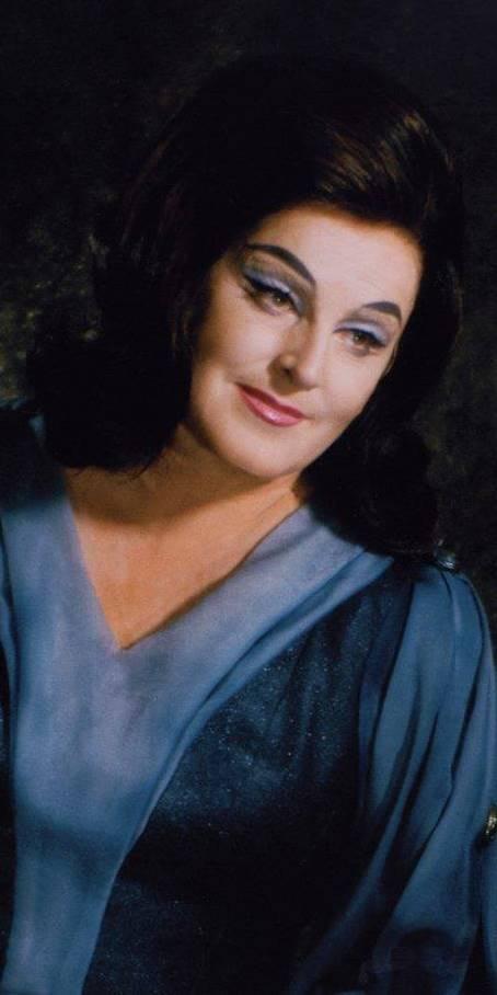 Birgit Nilsson soprano