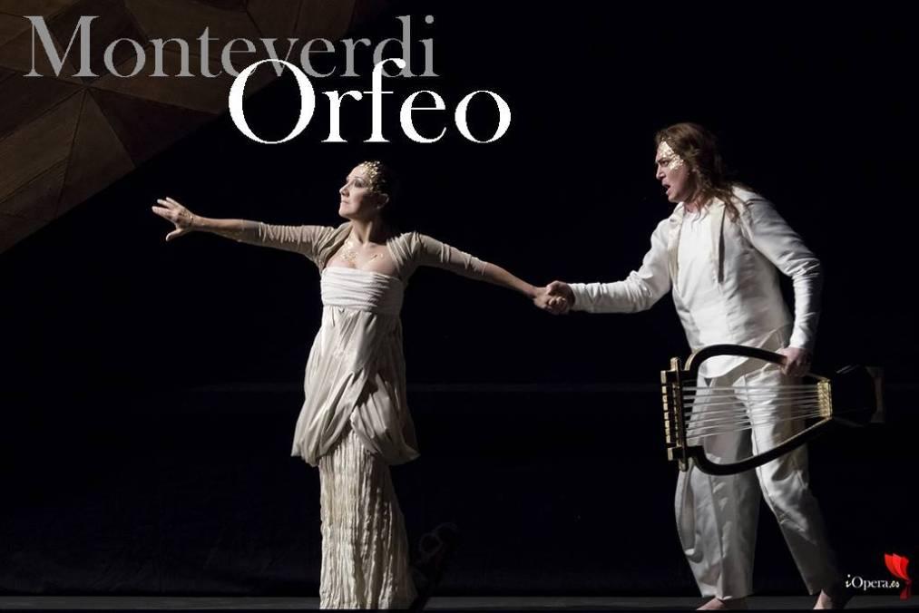Orfeo de Monteverdi desde Turín vídeo Teatro
