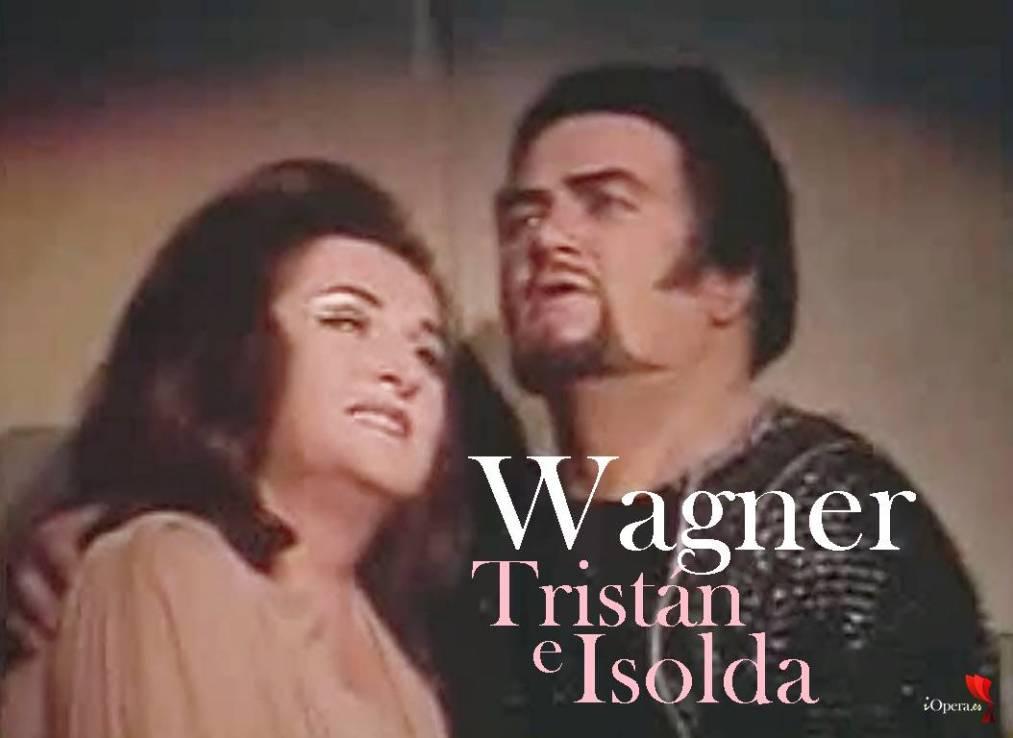 Tristán e Isolda en Orange 1973 Birgit Nilsson Jon Vickers