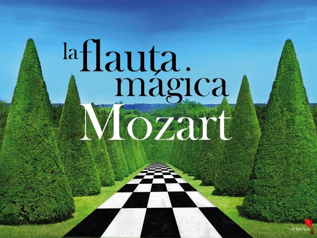 La flauta mágica por Garsington Opera