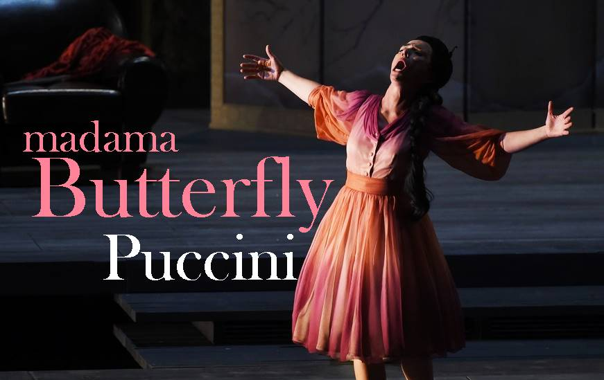 Madama Butterfly de Puccini en Orange vídeo ópera iopera